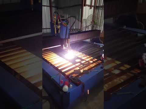 Easy Cut CNC Plasma Profile Cutting Machine