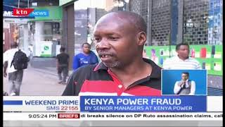 Kenya Power Fraud: Investigations by DCI reveals that inflated electricity bills are due to fraud
