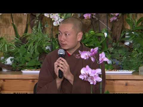 Q&A - Br Pháp Ứng, Pháp Khởi, Sr Từ Nghiêm, Thăng Nghiêm, 2017 12 10 (1/2)