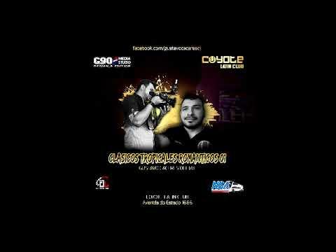 Gustavo Caceres Dj Clasicos Tropicales Romanticos 01