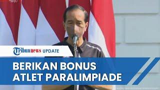 Jokowi Beri Bonus Kemenangan Atlet Peraih Medali Paralimpiade Tokyo 2020, Nominal Capai Rp5,5 M
