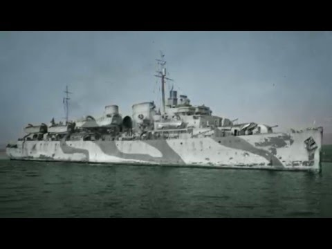 D-Day Series: RCN and Operation Neptune