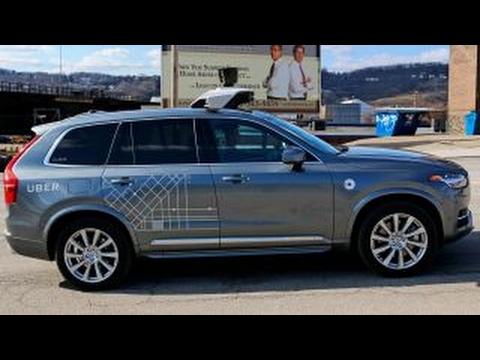 Uber's self-driving car program resumes after crash