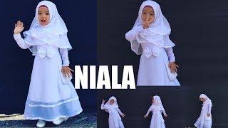 Manasik Haji Anak dan Lifia Niala Latihan Sholat @LifiaTubeHD