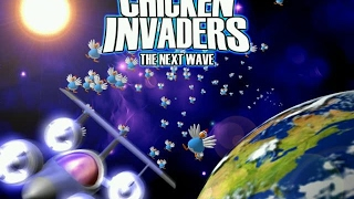 Chicken Invaders 2: The Next Wave gameplay (PC Game, 2002)