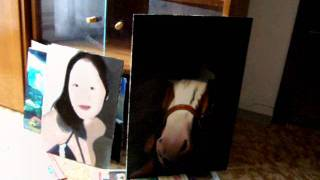 Horse painting NEW