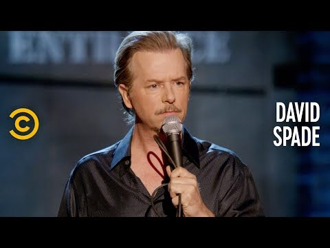 The Two Kinds of Guys Who Go to a Strip Club - David Spade