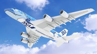 Why Did ANA ORDER The A380?
