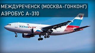 Междуреченск, Аэробус А-310. (Ребёнок за штурвалом). Реконструкция авиакатастрофы.