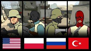 CS GO: INTERNATIONAL | Cartoon Ep. 1
