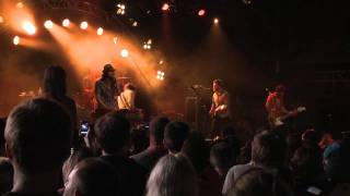 Arkells-No Champagne Socialist (@ Sound of Music Festival 2010)