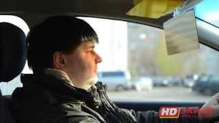 Антибликовый козырек для автомобиля HD Visor Clear View, солнцезащитный козырек 2 в 1 от компании Интернет-магазин