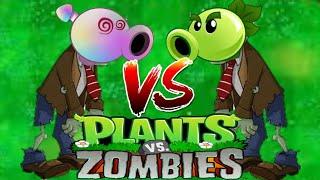 Hypno Zombatony Vs Zombotany   Plants Vs Zombies