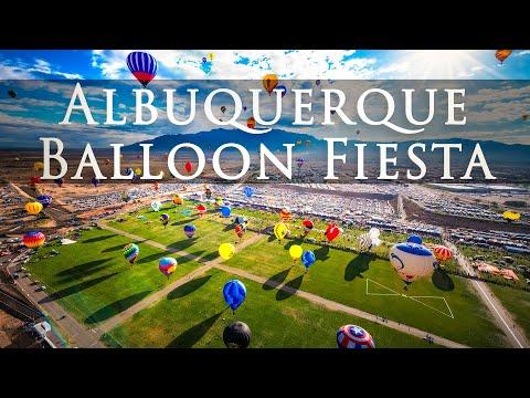 סרטון הסיכום של פסטיבל הכדורים הפורחים