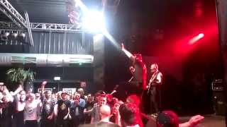 36 Crazyfists - Installing The Catheter (22.02.15 Backstage München)