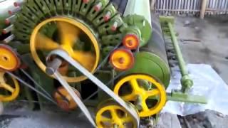 Garnet machine textile machinery      8445902666