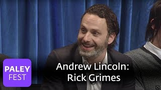 The Walking Dead - Andrew Lincoln On Rick Grimes