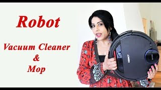 Ecovacs Deebot Ozmo 930 Robot Vacuum Cleaner & Mop Review | By Neetu Suresh