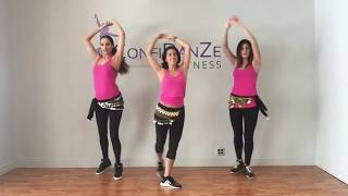 Dana By R3HAB Ft Numidia, Ali B & Cheb Rayan Zumba Dance Fitness Belly Dance Choreography