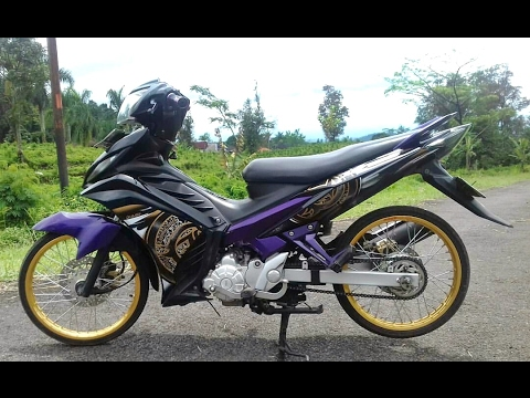 Video Modifikasi ringan Jupiter MX 135 CC. Inspirasi.