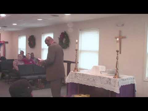 Holy Redeemer MCC  Sermon  Sunday January 5, 2020