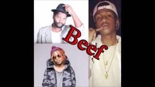 Emtee, Sjava, and Saudi beef with Cruz Africa. (Does it make sense) || Tusko_D Vlogs