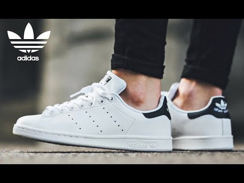 the best attitude 6f367 14424 Adidas Stan Smith Retro-Sneaker (white) Video