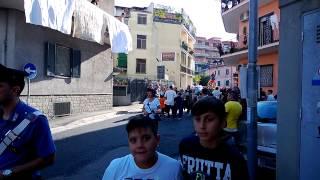 preview picture of video 'Festa e processione sacro cuore di Gesù Mugnano di Napoli 2013'
