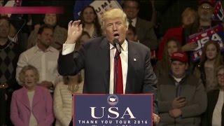 Как Трамп не оправдал ожидания россиян - Антизомби
