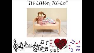 HI LILLIE BABY HI LO