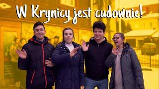 Zapraszamy do Willi Pogoń w Krynicy-Zdroju!