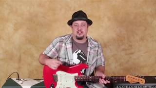 The single string blues solo technique I bet you did not know about