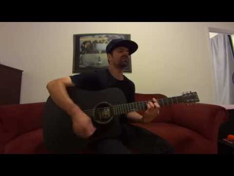The Hunter (The Red Hot Chili Peppers) acoustic cover by Joel Goguen