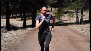 Valeriia Zinenko - Important Threshold Reps - Flagstaff, AZ