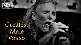 Greatest Male Voices - Audiophile Music Selection - Audiophile NbR Music