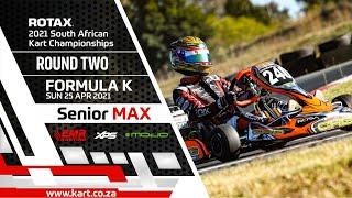 2021 | R2 Formula K | Senior MAX