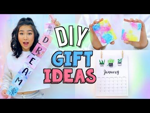 DIY Christmas Gifts! (Friends, Teachers, Parents)   JENerationDIY