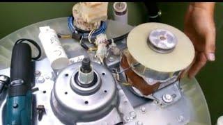 Cambio de trasmisión lavadoras Easy de flotador, paso a paso y fallas comunes