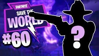 """Legendary Gunslinger """"BLACK BOOT AYERS"""" Fortnite Save The World (Fortnite PvE)"""