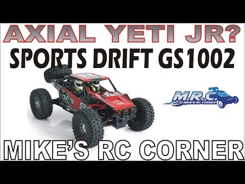 Sports Drift GS1002 Running Video!