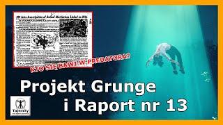 Projekt Grunge i Raport nr 13. Kto się bawi w Predatora?