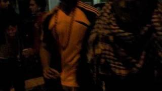 preview picture of video 'Fiestas de Almazan 2009, de parkineo'