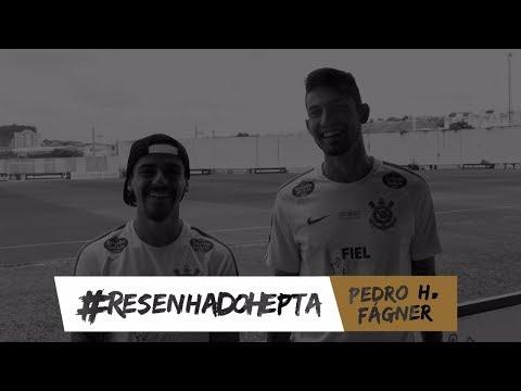 #ResenhaDoHepta com Fagner e Pedro Henrique
