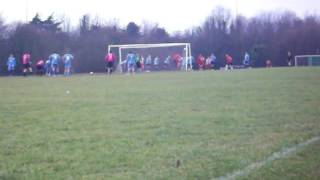 preview picture of video 'Chaz's Penalty: J.T.C Rovers Vs Cosham Blues Utd (7.2.2010).MOV'