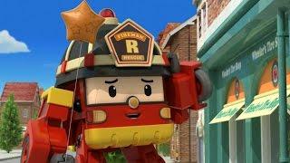 Робокар Поли - Приключение друзей - Скулби и его сюрприз (мультфильм 2 в Full HD)