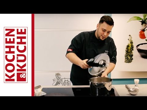 Schnellkochtopf Anleitung | Kochen und Küche