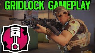 GRIDLOCK Gameplay & Testing!! - Rainbow Six Siege