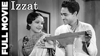 Izzat 1937  Hindi Movie  Devika Rani Ashok Kumar Mumtaz Ali Madhurika  Hindi Classic Movies