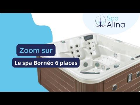 Video Youtube Spa Bornéo - 6 personnes