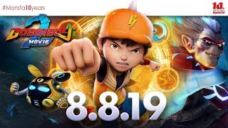 BoBoiBoy Movie 2™ | Date Announcement